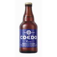 コエドブルワリー 瑠璃 333ml 瓶 1ケース(24本入)