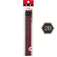 三菱鉛筆 uni 鉛筆 2B U3P2B 1パック(3本入)