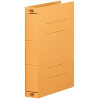 プラス フラットファイル厚とじ500 A4タテ イエロー 87987 1セット(30冊:10冊入×3袋)
