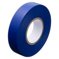 アスクル「現場のチカラ」 ビニールテープ 青 19mm×20m巻 1箱(10巻入)