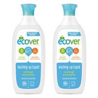エコベール 食器用洗剤 カモミール 本体 500ml 1セット(2個)