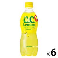 C.C.レモン 500ml 6本