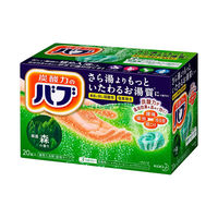 花王 バブ 発泡入浴剤 森の香り 024701 1箱(20錠入)