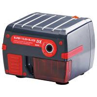 ソニック 電動鉛筆削り スーパータフブレードDX ブラック SK-511-BD 1個