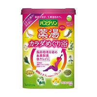 バスクリン 薬湯 カラダめぐり浴 入浴剤 600g