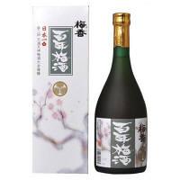 明利酒類 明利 梅香 百年梅酒 720ml