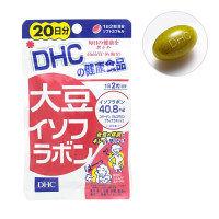 DHC(ディーエイチシー) 大豆イソフラボン 20日分 40粒 イソフラボン サプリメント