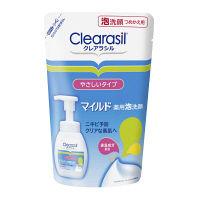 クレアラシル薬用洗顔フォームマイルド詰替