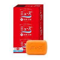 ミューズ 石鹸 バスサイズ 135g 1パック(3個入)