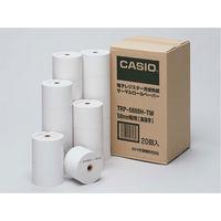 【感熱紙】レジロール カシオ純正品 高保存 幅58×外径80mm 1箱(20巻入)