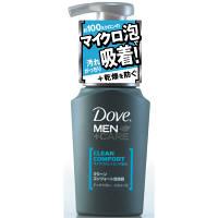ダヴ(Dove) クリーンコンフォート泡洗顔 130mL ユニリーバ