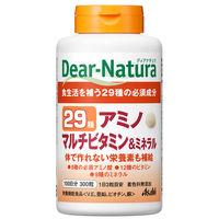 ディアナチュラ(Dear-Natura) 29アミノ マルチビタミン&ミネラル 100日分(300粒入) アサヒグループ食品 サプリメント
