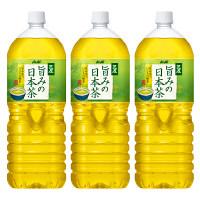 アサヒ飲料 匠屋 旨みの日本茶 2.0L 1セット(3本)