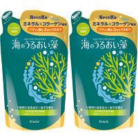 海のうるおい藻 コンディショナー アクアフローラルマリンの香り 詰め替え 420ml 1セット(2個) クラシエホームプロダクツ