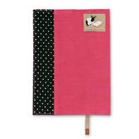 MIDORI(ミドリ) ブックカバー ウサギ柄 49705006 デザインフィル
