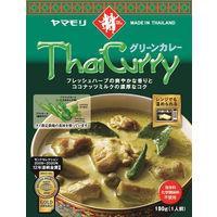 ヤマモリ タイカレーグリーン 1食