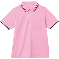 カーシーカシマ ポロシャツ さくら L HM-2439c/9 L (取寄品)