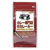 ハチ食品 カレー専門店のカレールー 500g 851931