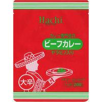 ハチ食品 カレー専門店のビーフカレー〔大辛〕 200g 635126