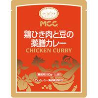 MCC 鶏ひき肉と豆の薬膳カレー チキン