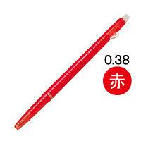 フリクションボールスリム 0.38mm 赤 LFBS-18UF-R パイロット ボールペン