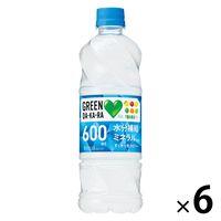 サントリー GREEN DA・KA・RA(グリーン ダカラ)(冷凍兼用ボトル)540ml 1セット(6本)