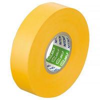 ビニルテープS 黄 19mm×20m巻