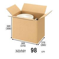 【底面B4】【100サイズ】 「現場のチカラ」 強化ダンボール B4×高さ320mm 1梱包(10枚入) オリジナル