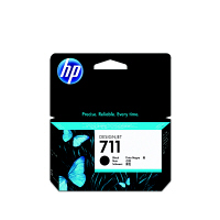HP インクジェットカートリッジ HP711 黒 CZ129A