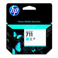 HP インクジェットカートリッジ HP711 シアン CZ130A