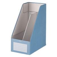 コクヨ ファイルボックスS ワイドタイプ A4タテ 背幅150mm 青 フ-EW450B