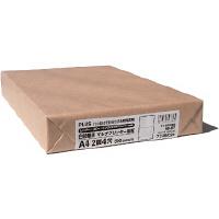 プラス マルチプリンタ用紙 2面4穴 TY-224MS 1冊(500枚入)