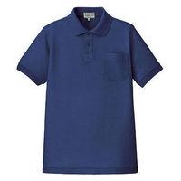 AITOZ(アイトス) ポロシャツ(男女兼用) ネイビー L AZ7615-008