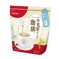 【インスタント】WAKODO 牛乳屋さんの珈琲 1袋(270g)