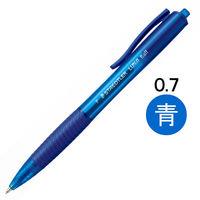 ステッドラー ルナ ノック式油性ボールペン 青 877-3