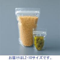 生産日本社 ラミジップ LZ-10 透明タイプ チャック袋 100×160+30mm 1袋(50枚入)