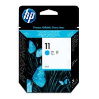 HP インクジェットカートリッジ HP11 シアン C4836A