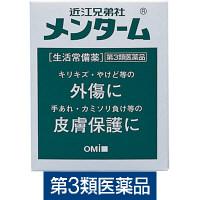【第3類医薬品】近江兄弟社メンターム 40g 近江兄弟社