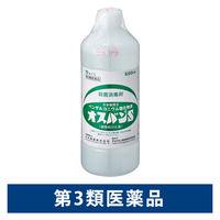 【第3類医薬品】オスバンS 600ml 武田コンシューマーヘルスケア