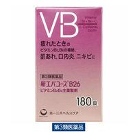 【第3類医薬品】新エバユースB26 180錠 第一三共ヘルスケア