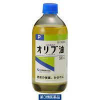 日本薬局方 オリブ油 1本(500mL)