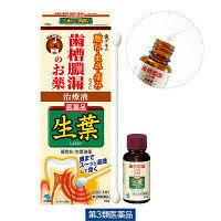 【第3類医薬品】生葉液薬 1本(20g) 小林製薬