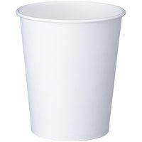 紙コップ ホワイト 150ml(5オンス) 1セット(1000個:100個入×10袋)