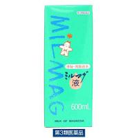 【第3類医薬品】ミルマグ液 1本(600ml) エムジーファーマ