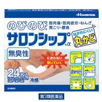 【第3類医薬品】のびのびサロンシップα(無臭性)24枚 久光製薬