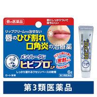 【第3類医薬品】メンソレータム ヒビプロ LP 6g ロート製薬
