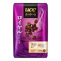UCC ロイヤルブレンド 豆 1袋