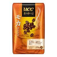 UCC モカブレンド豆 1袋(270g)