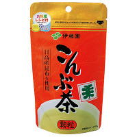 伊藤園 こんぶ茶 70g