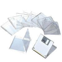 エレコム フロッピーディスク用プラケース PK-10